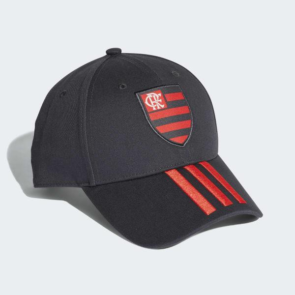 Boné 3-Stripes CR Flamengo