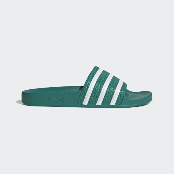adidas adilette groen