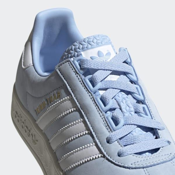 adidas Trimm Trab Samstag Schoenen Blauw | adidas