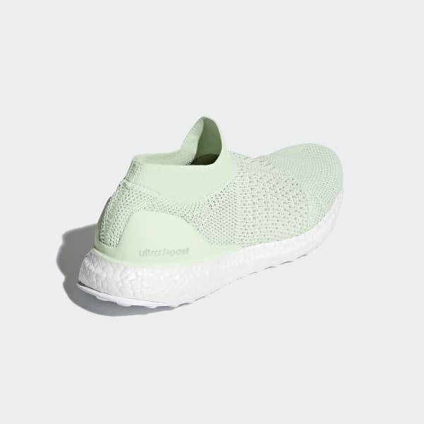 cad582b34bf8b adidas Ultraboost Laceless LTD Shoes - Green