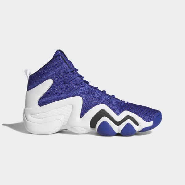 adidas Crazy 8 ADV Primeknit Shoes - Purple | adidas US | Tuggl