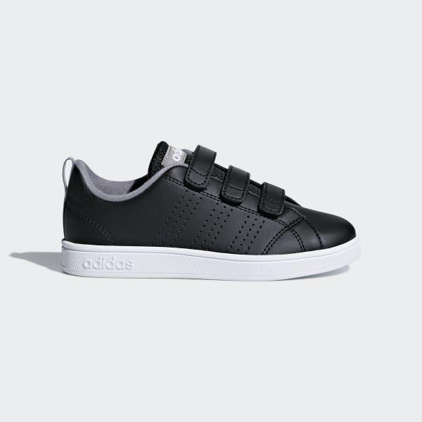 Discutir palma tornillo  adidas Advantage Clean Shoes - Black | adidas US