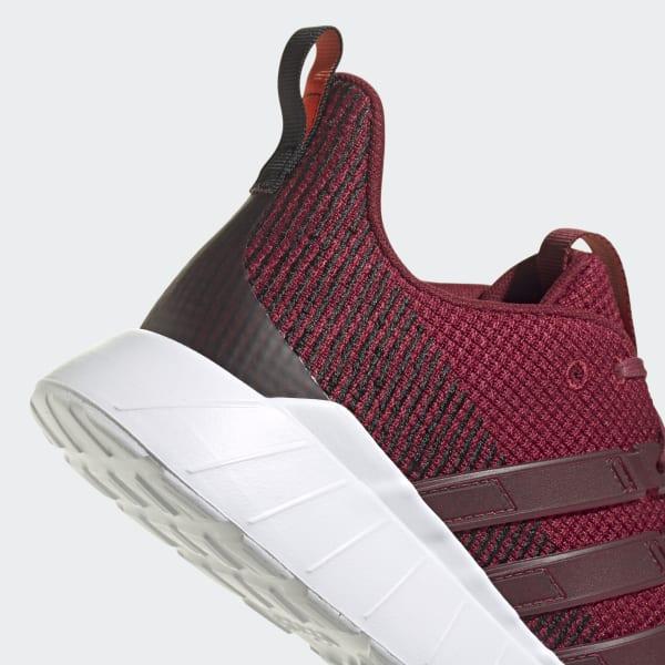 adidas Questar Flow Shoes - Burgundy