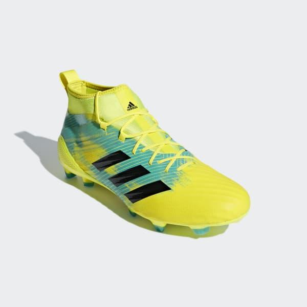 04ac4e153e2f adidas Predator Flare FG Boots - Yellow   adidas UK