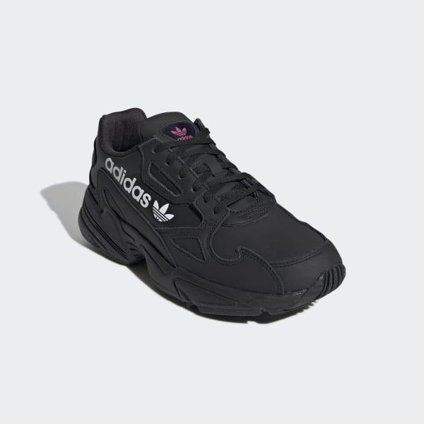 4cc42396d adidas Falcon Shoes - Black | adidas Canada
