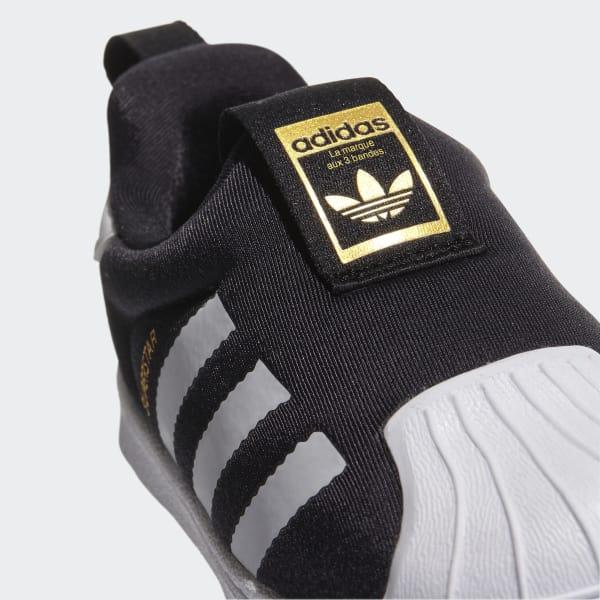 adidas Superstar 360 Shoes - Black