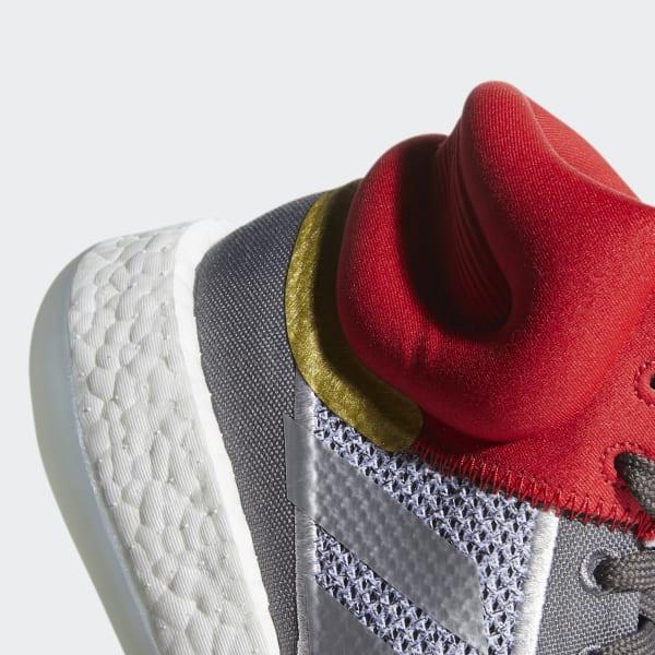 watch 2f6ac cf9e8 adidas Marquee Boost Shoes - White   adidas US