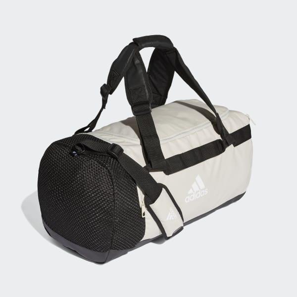 ebf29a4271 Sac en toile Convertible Training Format moyen - blanc adidas ...