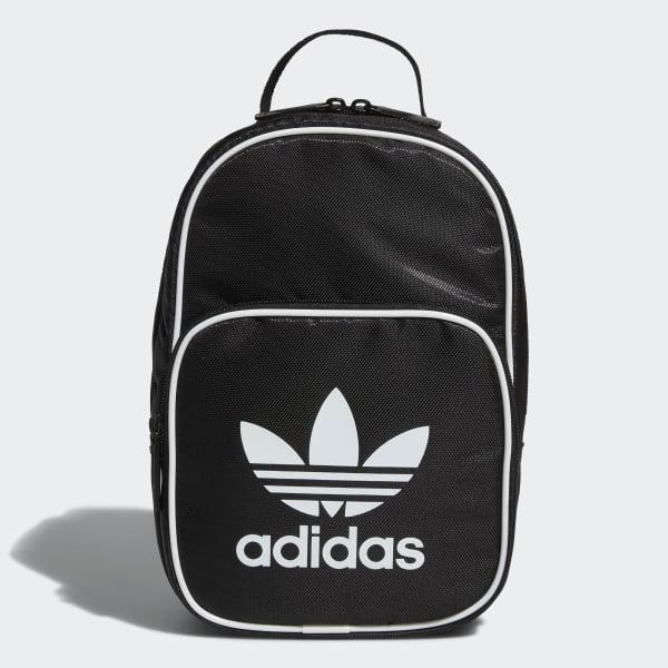 adidas Santiago Lunch Bag - Black | adidas US | Tuggl