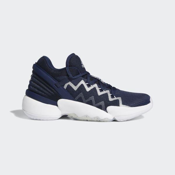 adidas D.O.N. Issue #2 Shoes - Blue