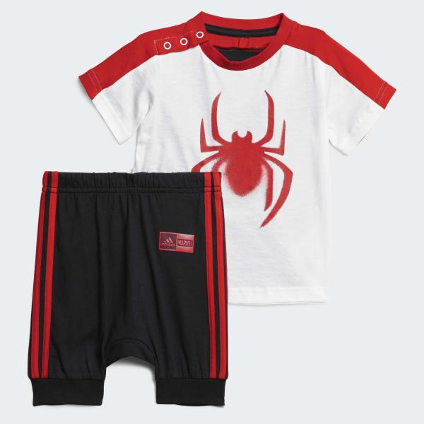 Marvel Spider-Man Conjunto de Ropa para Ni/ños
