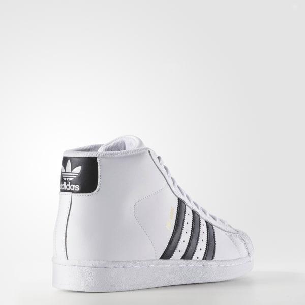 online store 08394 be9d0 adidas Zapatillas Originals Pro Model - Blanco   adidas Argentina