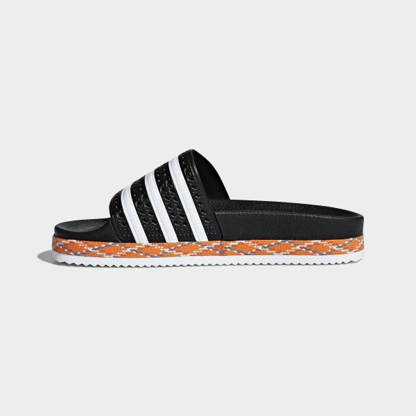 da8683766d27a5 Adilette New Bold Sandals Core Black   Ftwr White   Core Black AQ1124