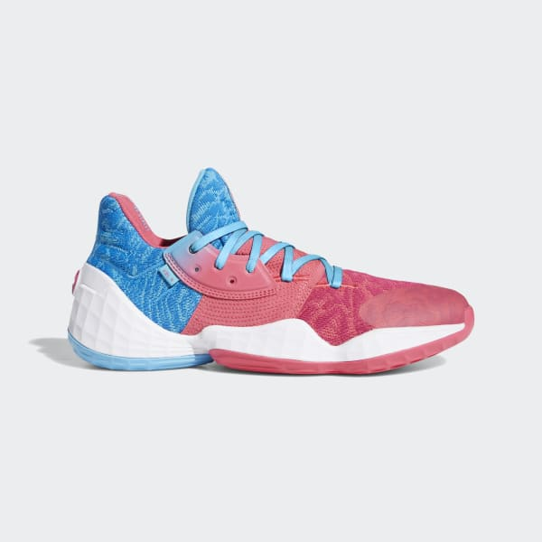 adidas Harden Vol. 4 Shoes - Turquoise