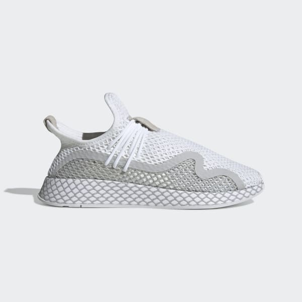 adidas Deerupt S Runner Shoes - White