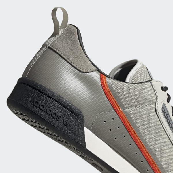 Continental 80 bruin oranje damesschoenen | adidas Nederland