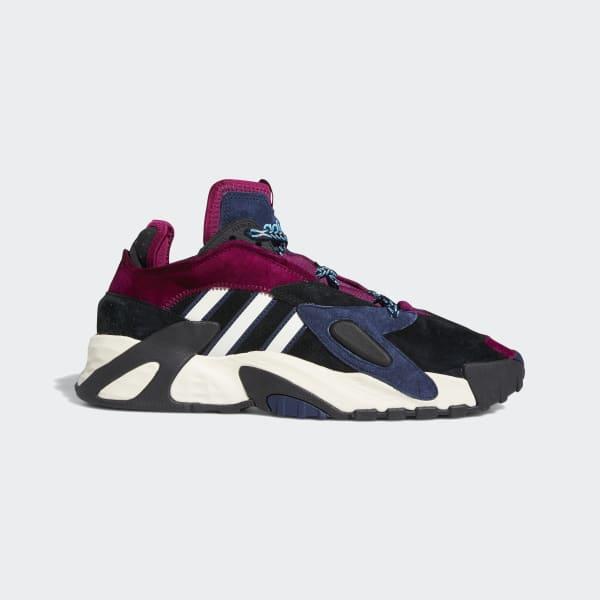 adidas Streetball Shoes - Burgundy
