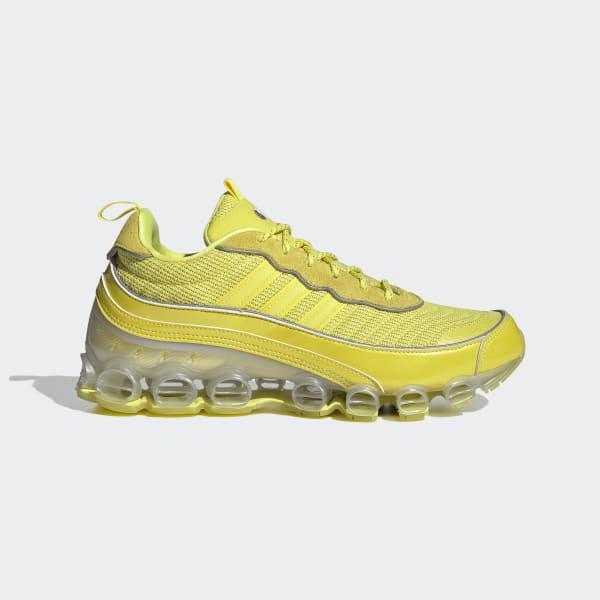adidas chaussure jaune