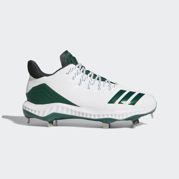 adidas Icon Bounce Cleats - White