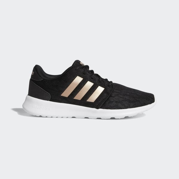 adidas Cloudfoam QT Racer Shoes - Grey | adidas US