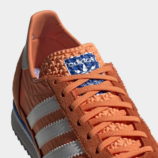 Grado Celsius tijeras Contaminado  adidas SL 72 Shoes - Orange | adidas UK