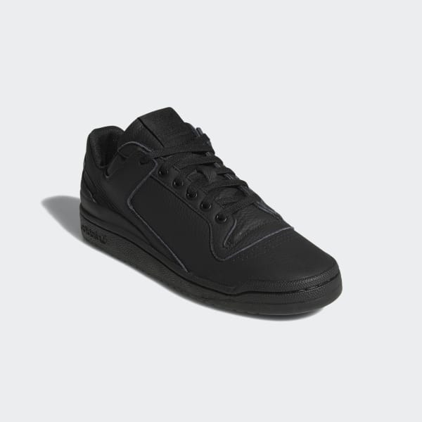 adidas Forum Low Decon Shoes - Black  da0db7697
