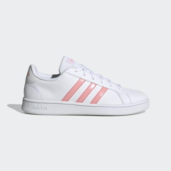adidas Grand Court Base Shoes - White