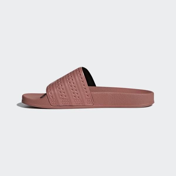 66a885fd3fcc1 adidas Adilette Slides - Pink