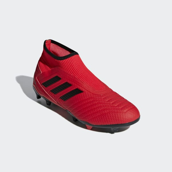 Predator 19.3 Laceless Firm Ground Boots