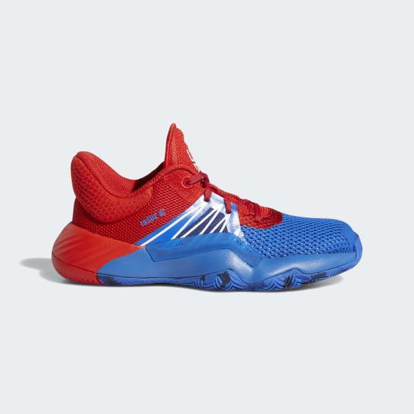adidas D.O.N. Issue #1 Shoes - Blue