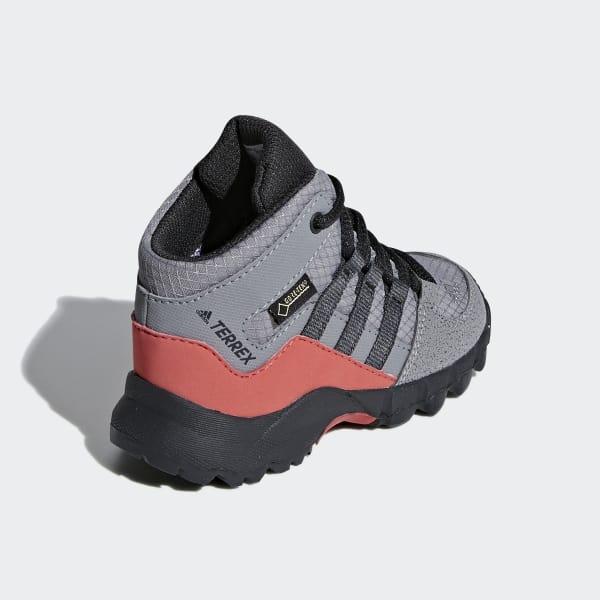 adidas Obuv Terrex Mid GTX - šedá  b0807579735
