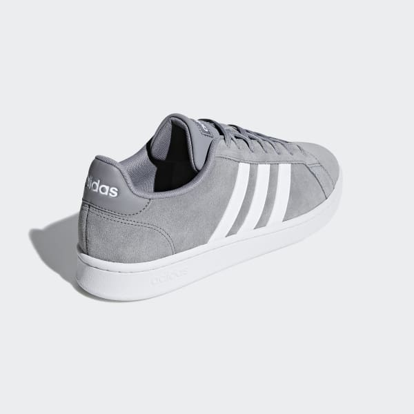 adidas mens grand court sapatos