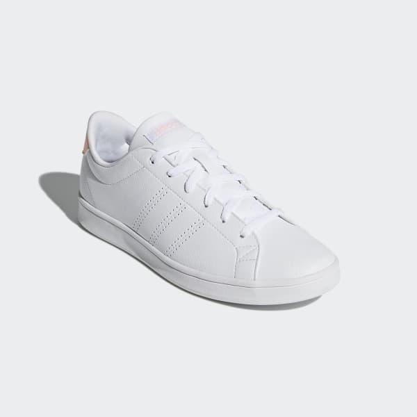 adidas advantage clean qt schuh
