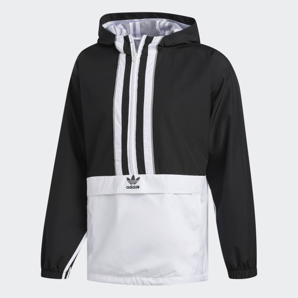c41e3860c adidas Authentics Windbreaker - Black | adidas US