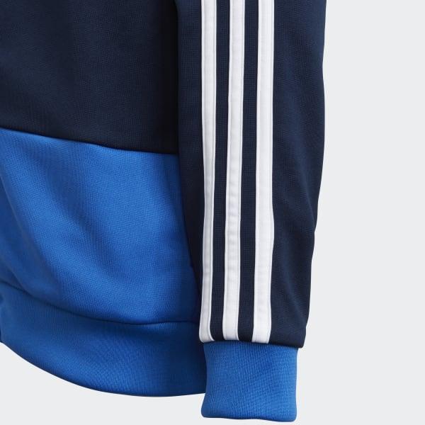 e8453a85a adidas Saco con Capucha Gear Up - Azul | adidas Colombia