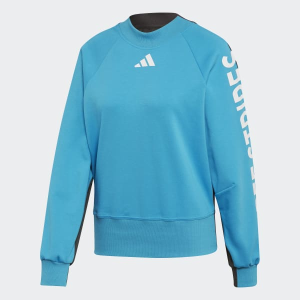 adidas Athletics Pack Sweatshirt Grau | adidas Deutschland