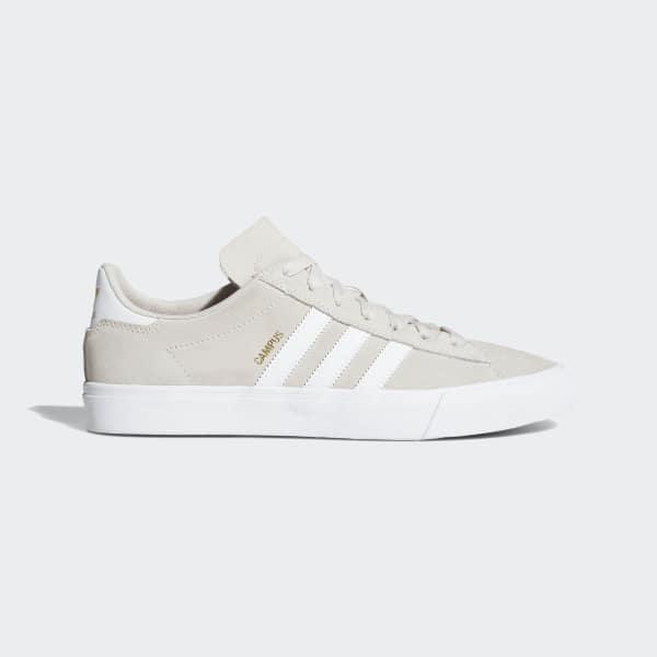 adidas Campus Vulc II Shoes - White  b1a24a047f