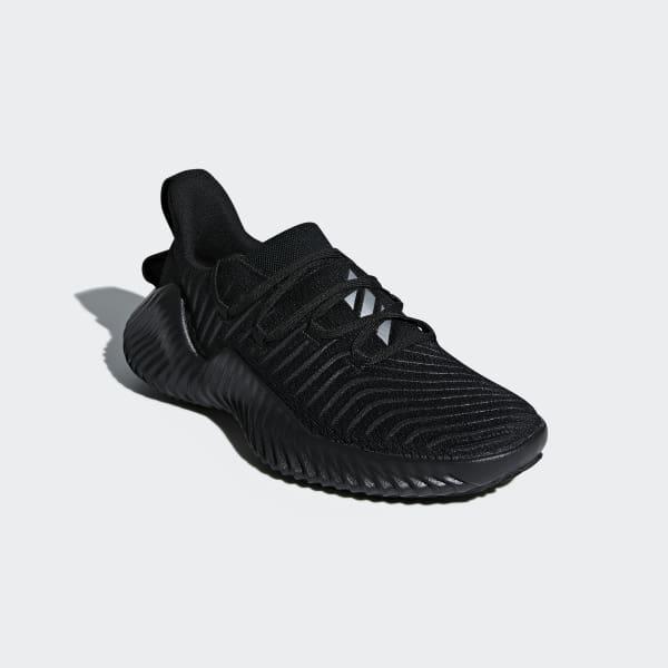 f904bc7132de5 adidas Alphabounce Trainer Shoes - Black