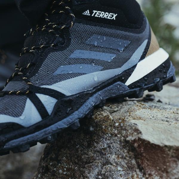 Especialista Faringe Excremento  adidas Terrex Skychaser LT Mid GORE-TEX Hiking Shoes - Grey | adidas UK