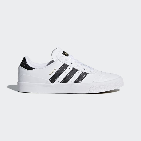 adidas Busenitz Vulc Shoes - White  adidas US