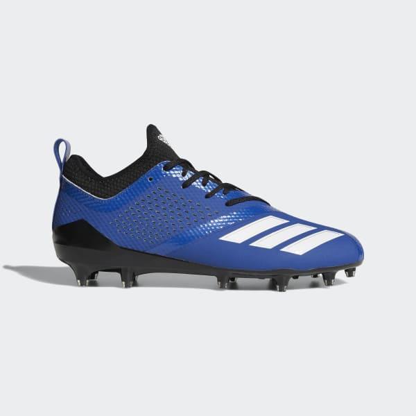 adidas Adizero 5-Star 7.0 Cleats - Blue  7121f0f51