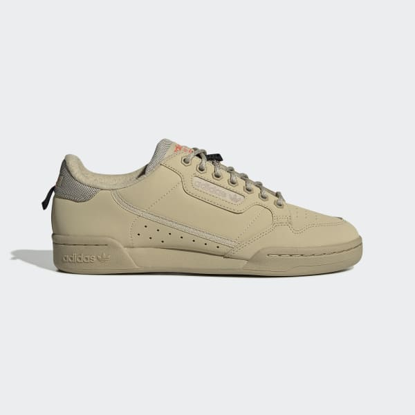 adidas Continental 80 Shoes - Beige
