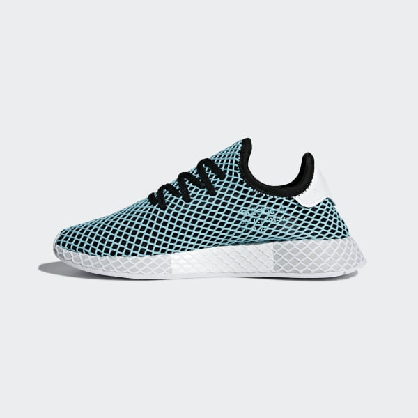 a511e2aea3cf0 adidas Deerupt Runner Parley Shoes - Black