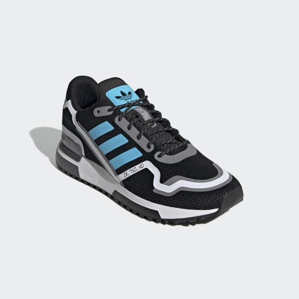 adidas ZX 750 HD Shoes Black | adidas UK