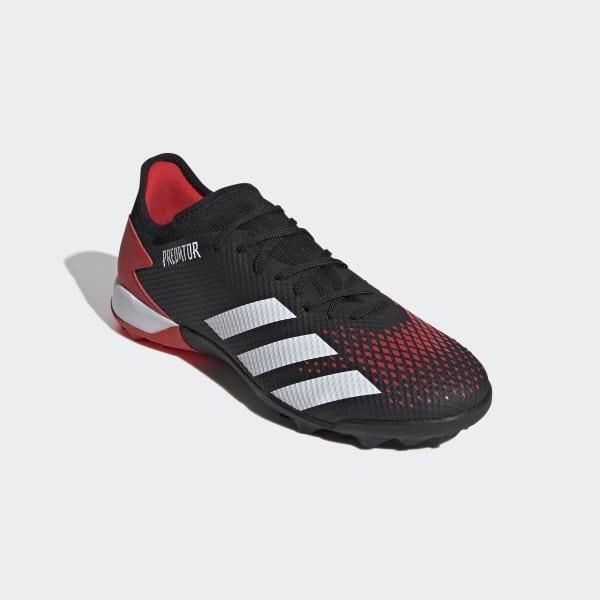 Corrupto Cobertizo Promesa  adidas Predator 20.3 Turf Boots - Black | adidas Singapore