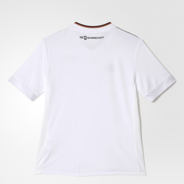 59ad41dbf1276 Selección de Alemania Camiseta Local - Blanco adidas