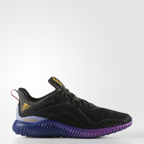 half off 7a5d7 4b01a adidas Alphabounce Shoes - Black  adidas US