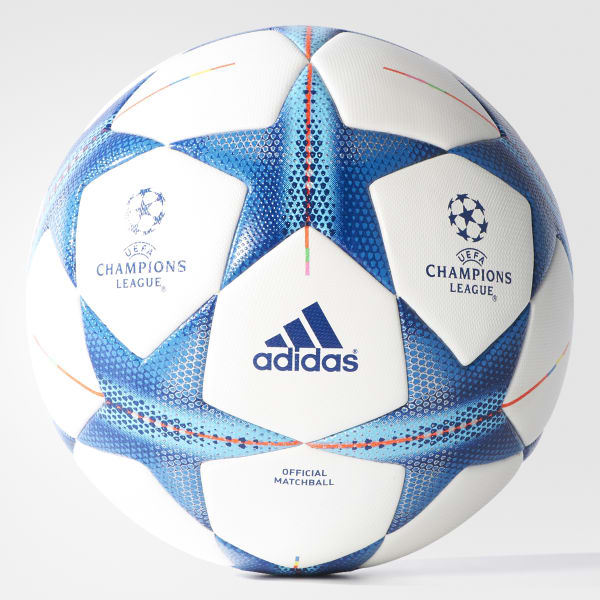 5833369f1c38b adidas Pelota de fútbol Champions League OMB - Blanco