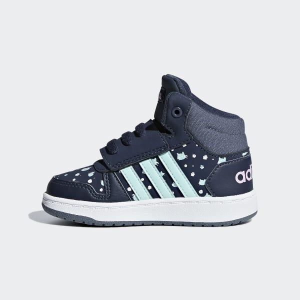 Soldes > adidas hoops 2.0 mid bébé > en stock
