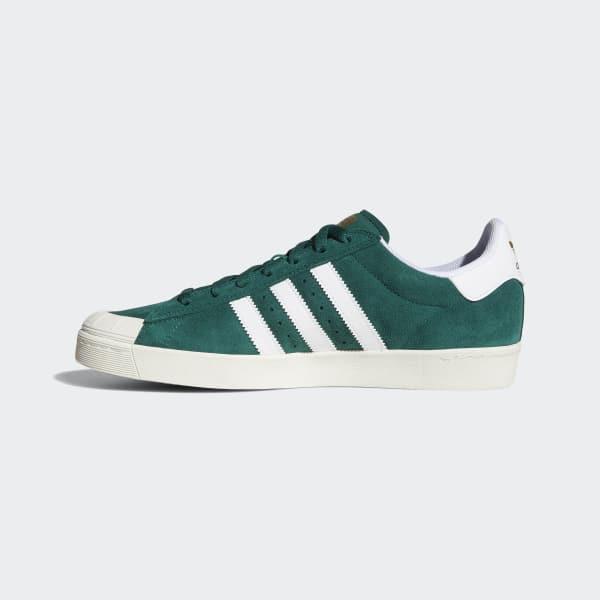 new concept d73a1 afe21 adidas Half Shell Vulc Shoes - Green  adidas US